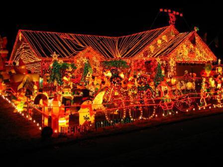 Christmas Lights on Christmas Lights    Travelgirl77   S Weblog
